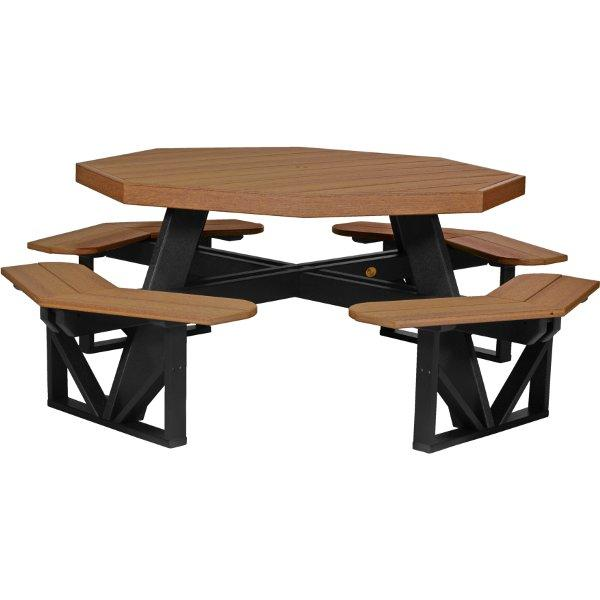 Poly Octagon Picnic Table