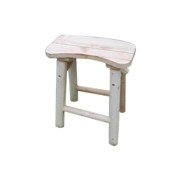Outdoor Cedar High-Top Table Stool - M-1305