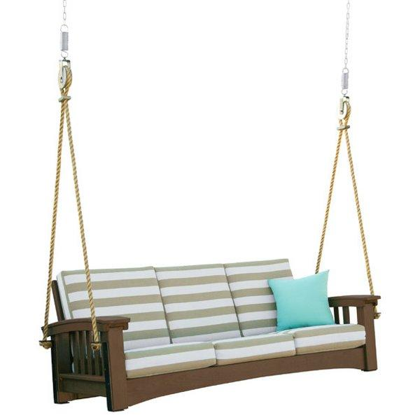 Poly Sofa Rope Swing