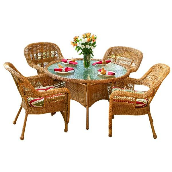 Portside 5Pc Dining Set