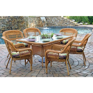 Portside 7Pc Dining Set