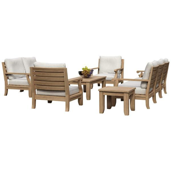 Riviera 10-Pieces Deep Seating Set