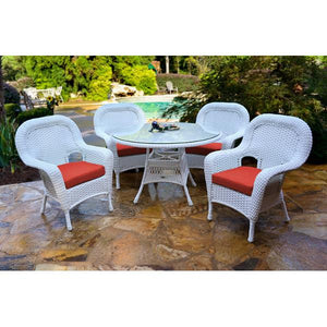 Sea Pines 5-Piece Outdoor Dining Set