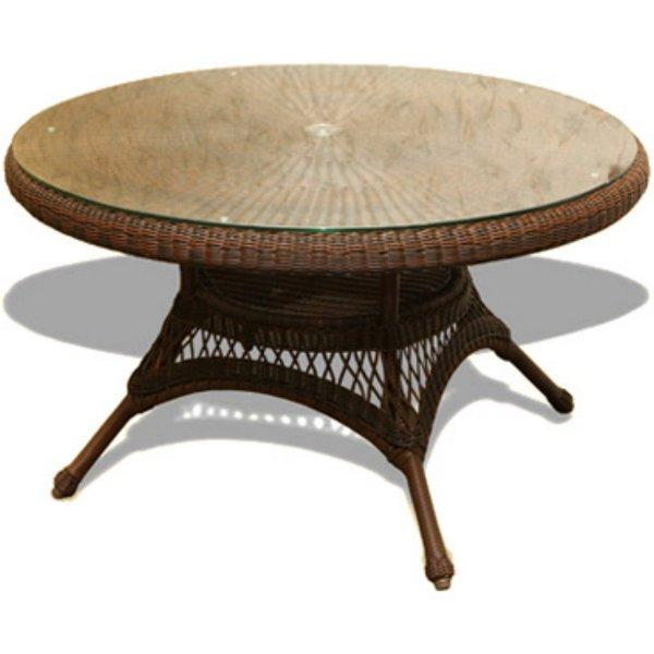 "Sea Pines Conversation Table (42"") Conversation Table"