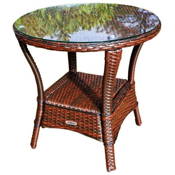 Sea Pines Side Table Outdoor Side Table