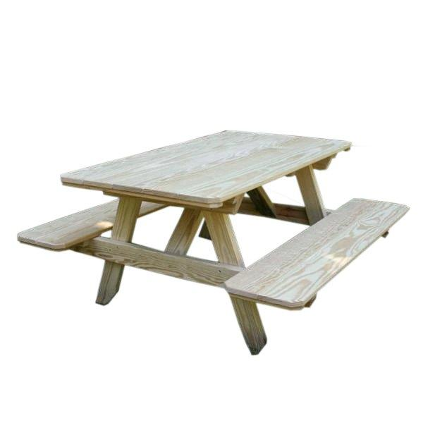 Treated Pine Kid's Picnic Table