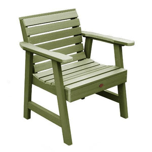 Weatherly Outdoor Garden Chair Chair Dried Sage