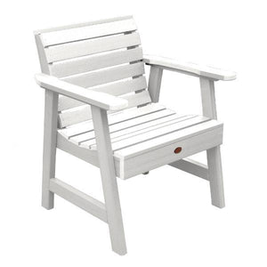 Weatherly Outdoor Garden Chair Chair White