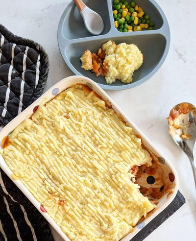 Mediterranean Fish Pie
