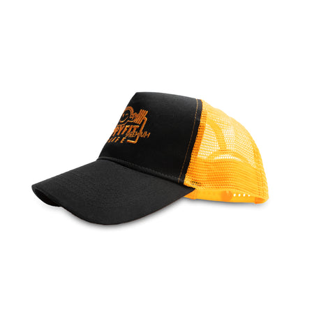 HappyFit Trucker Cap Orange
