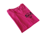 HappyFit LadyLine T-Shirt Pink