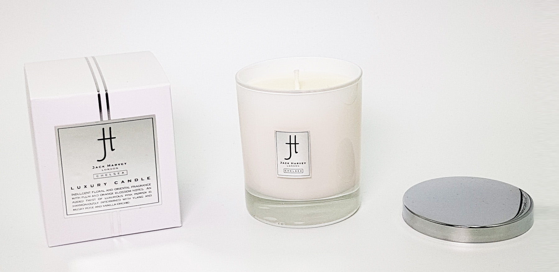 RESPLENDENT OUD - LUXURY SCENTED CANDLE