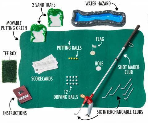 Home Putter™ Indoor Golfer