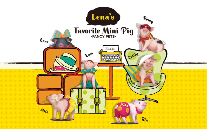 Lena's Favorite Mini Pig