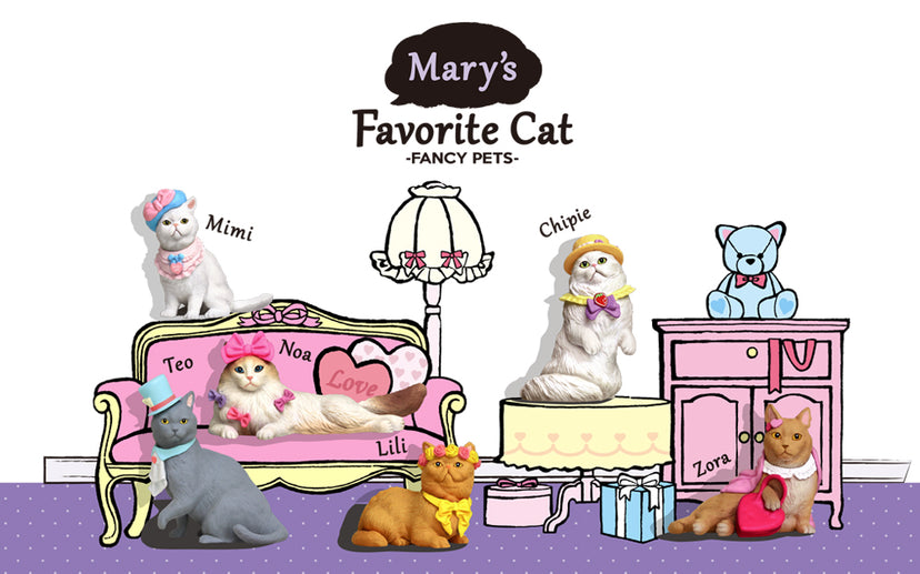Mary's Favorite Cat