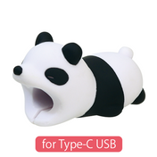 CABLE BITE for Type-C USB Panda