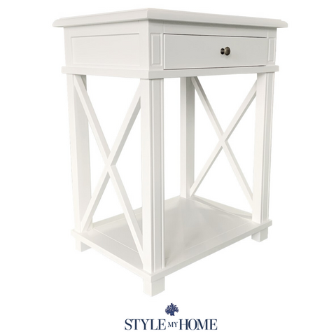 'South Beach' Bedside Table Large