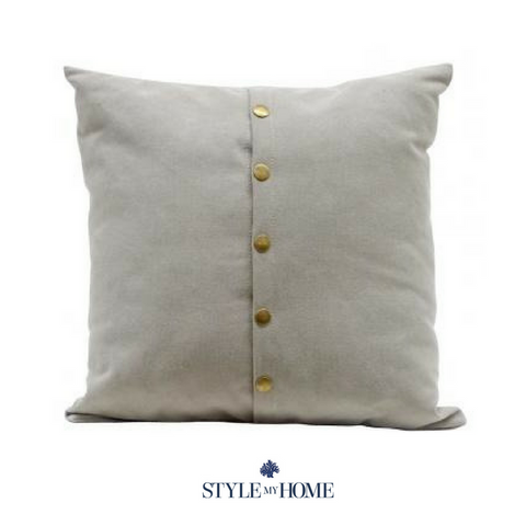 Franklin Studded Cushion