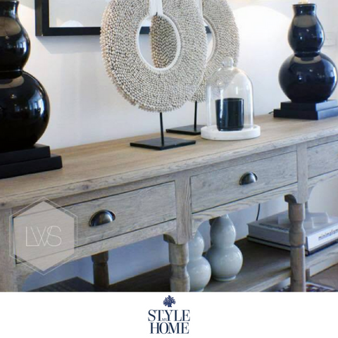 'ELISABETH' Luxury Large Console