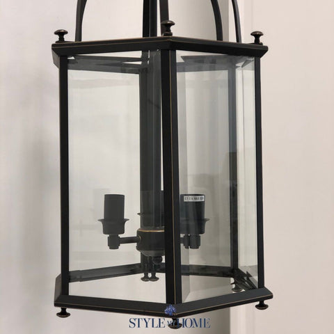 Country Lantern Hanging Light