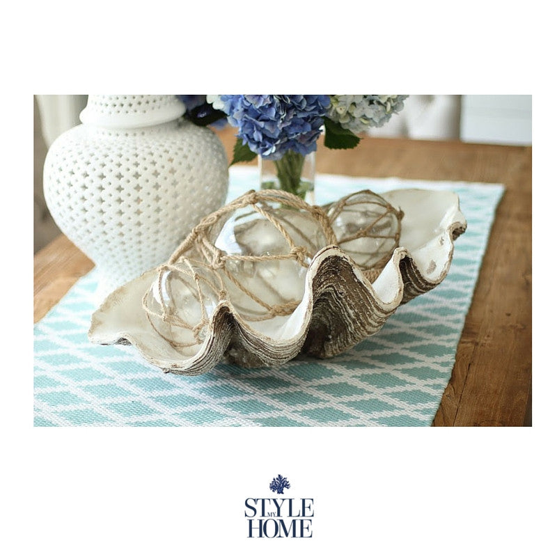 Polyresin Clam Shell Interior Amp Outdoor Decoration Style