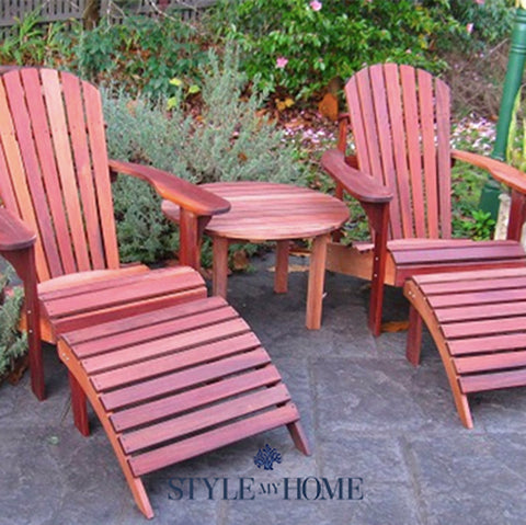 Outdoor Seating | Style My Home