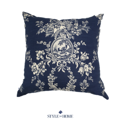 Hamptons House Luxury Cushion