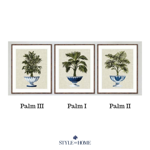 Ornate Palm Collection
