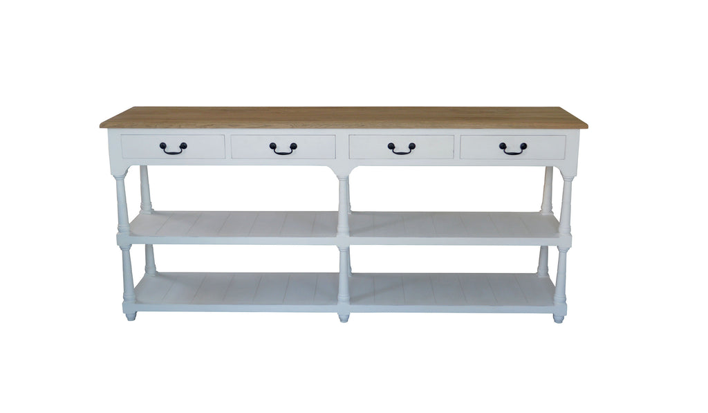 BRONTE Large Coastal Console Style My Home Sydney Australia Hamptons Coastal Country