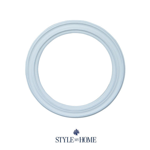 Round Hamptons Entry Mirror by Style My Home Australia