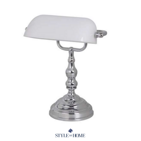 Banker Table Lamp