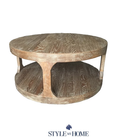 'Milla' Round Coffee Table