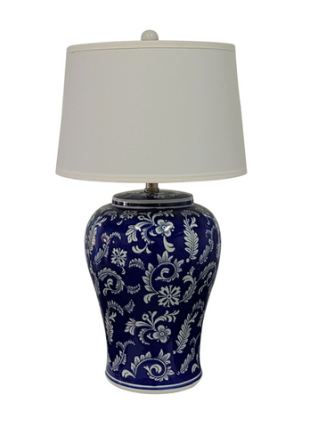 Beautiful Blossom Table Lamp 68cmh