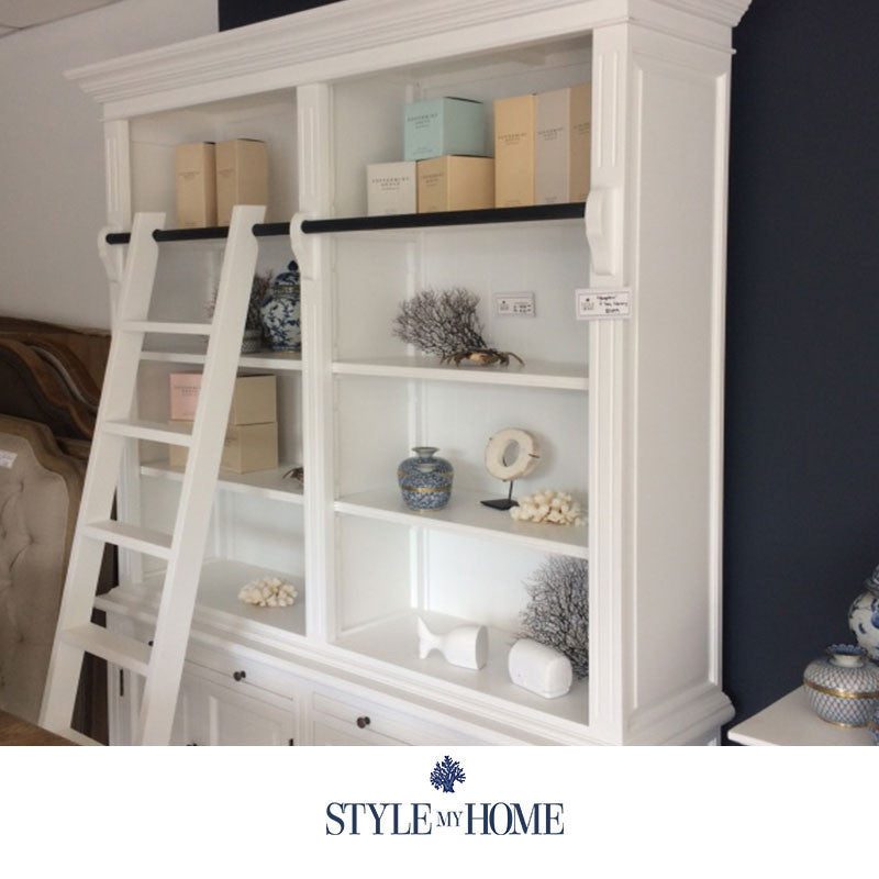 HAMPTONS White 2 Bay Cabinet by Style My Home Australia Sydney Coastal Country