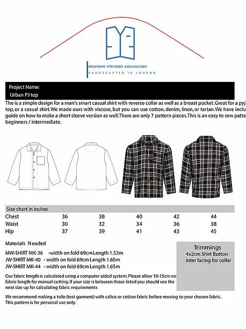 Load image into Gallery viewer, Pattern Urban Shirt