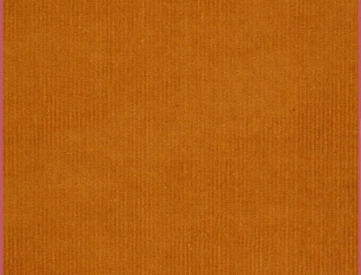 Stretch Corduroy Terracotta