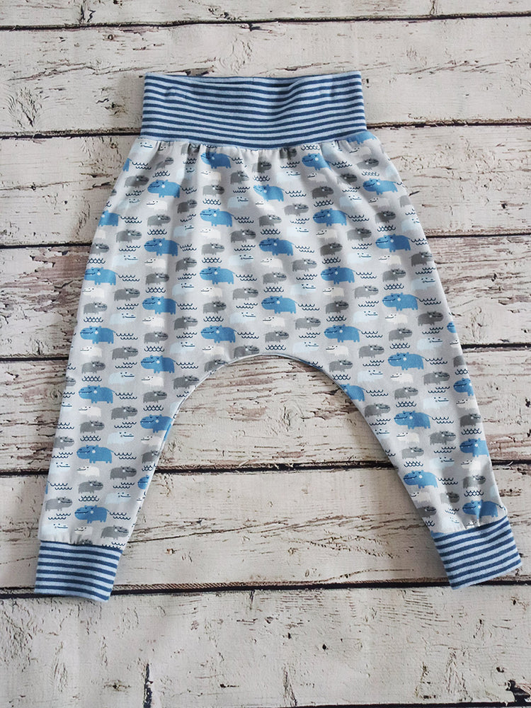 Load image into Gallery viewer, Pattern Baggie Pants