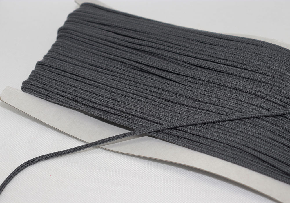 Cotton Cord Dark Grey