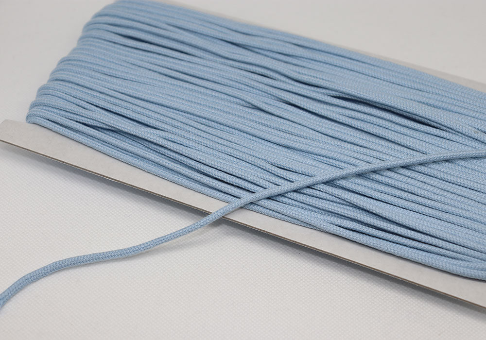 Cotton Cord Light Blue