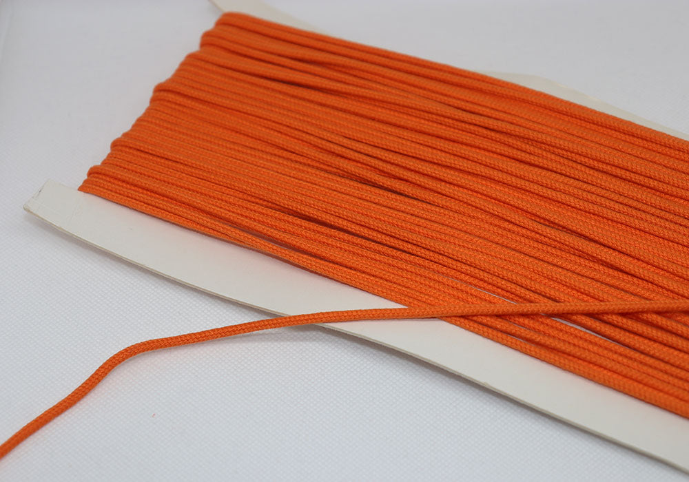 Cotton Cord Orange