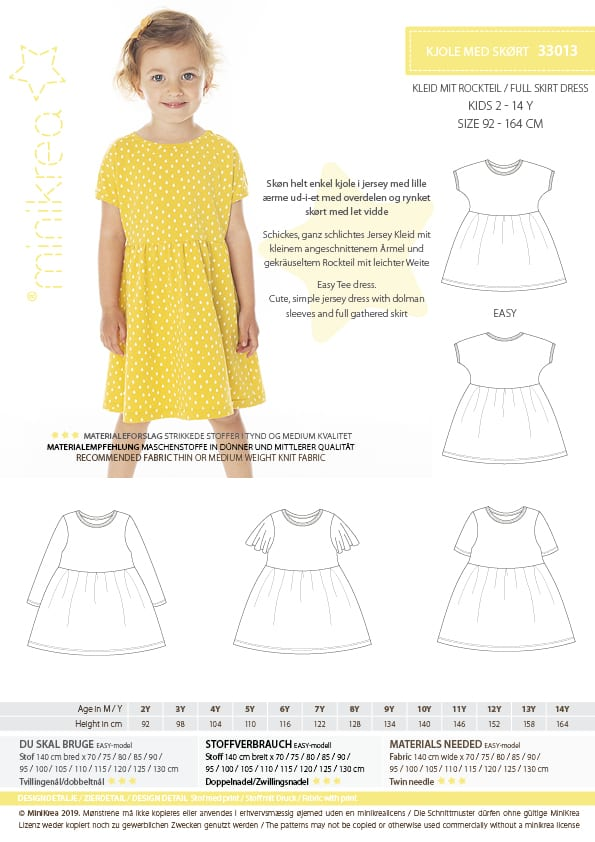 Load image into Gallery viewer, Pattern Jersey Dress