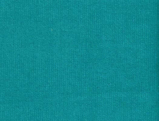 Washed Fine Cord Teal