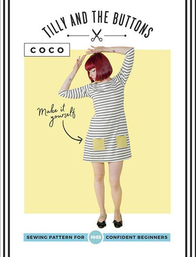 Pattern Dress/Top COCO