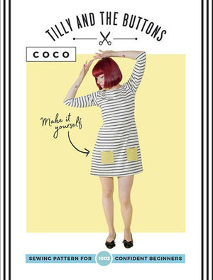 Load image into Gallery viewer, Pattern Dress/Top COCO
