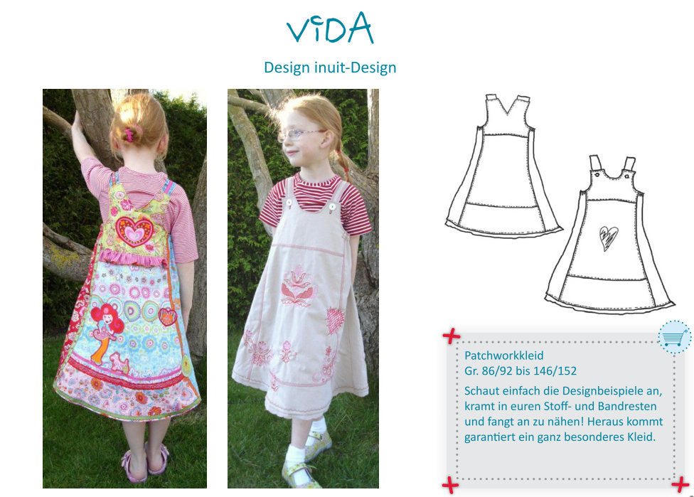 Load image into Gallery viewer, Pattern Dress VIDA