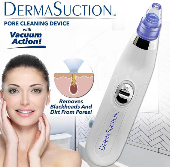 BLACKHEAD REMOVAL DEVICE