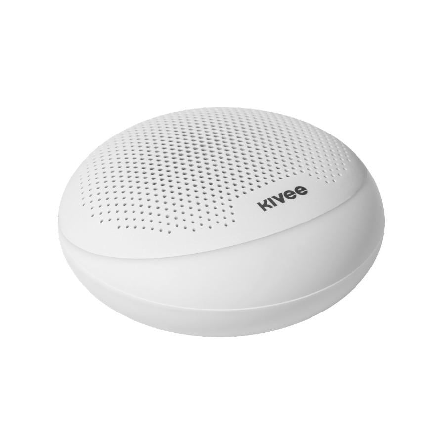 Kivee KV-MW09 Mini Portable Wireless Bluetooth Speaker- white