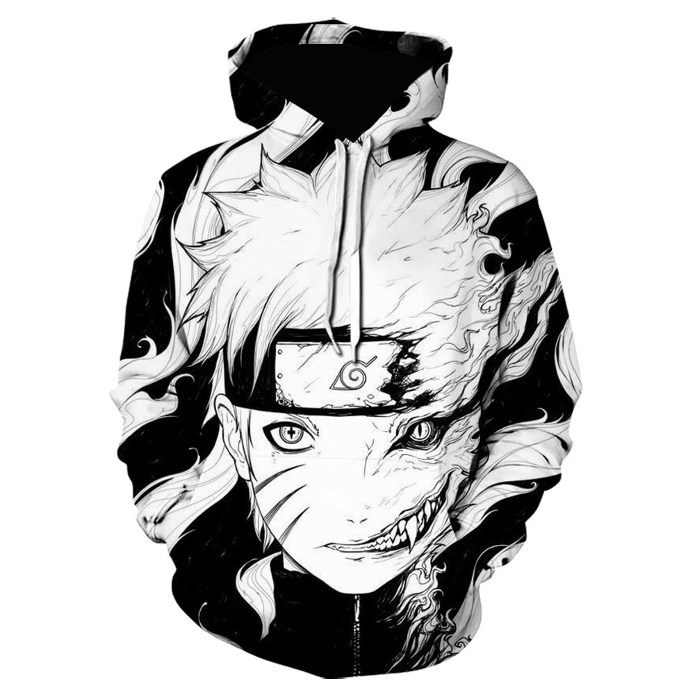 Autumn Hot Sale 3D Printing Men's and Women's Hoodie Fashion Children's Cartoon Pullover Harajuku Style Pullove