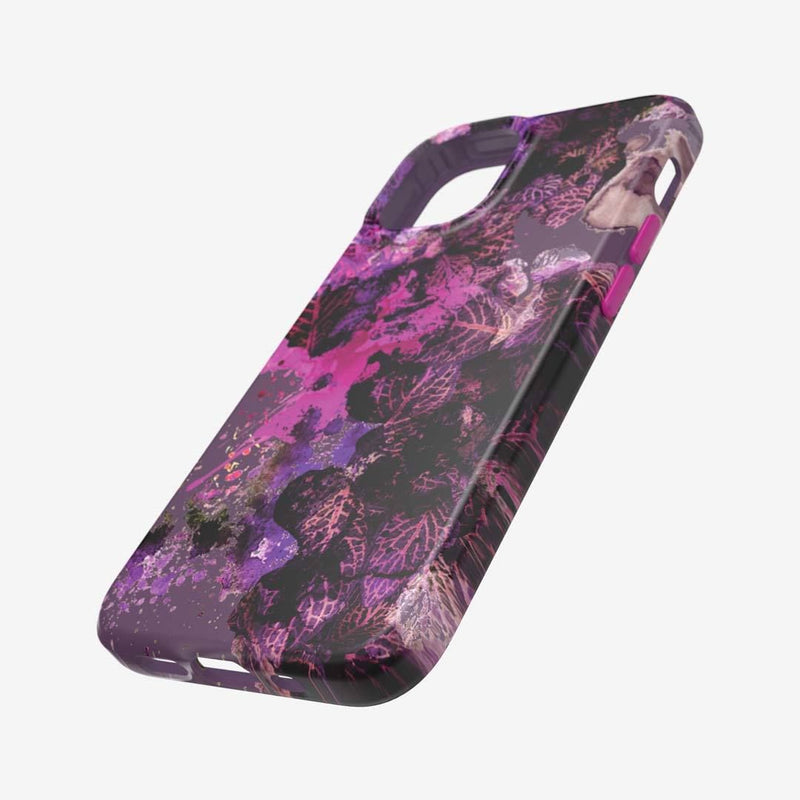 Tech21 EcoArt for iPhone 12 Mini - Collage 1 Pink/Purple