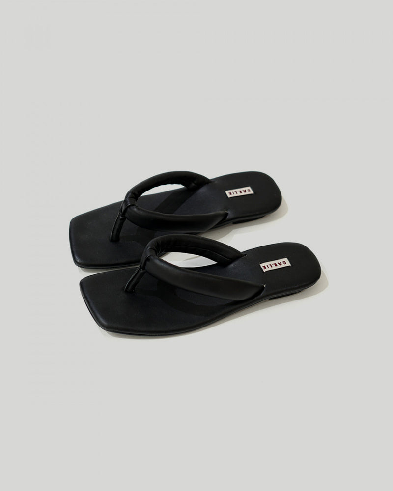 Blue Stacey Sandals